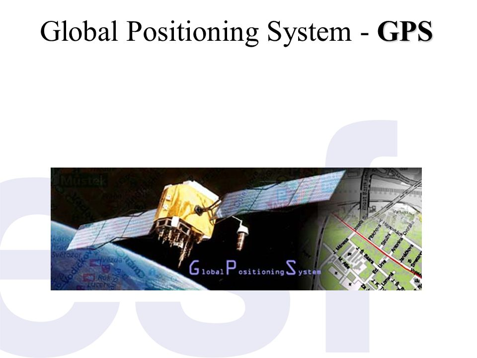 Global Positioning System - GPS