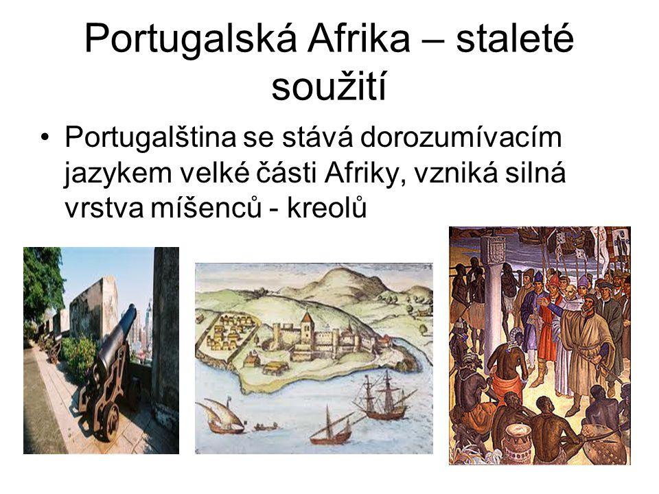 Portugalská Afrika – staleté soužití