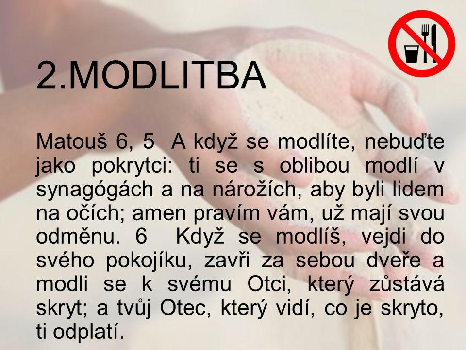 2.MODLITBA