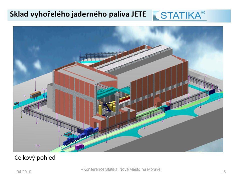 Konference Statika, Nové Město na Moravě