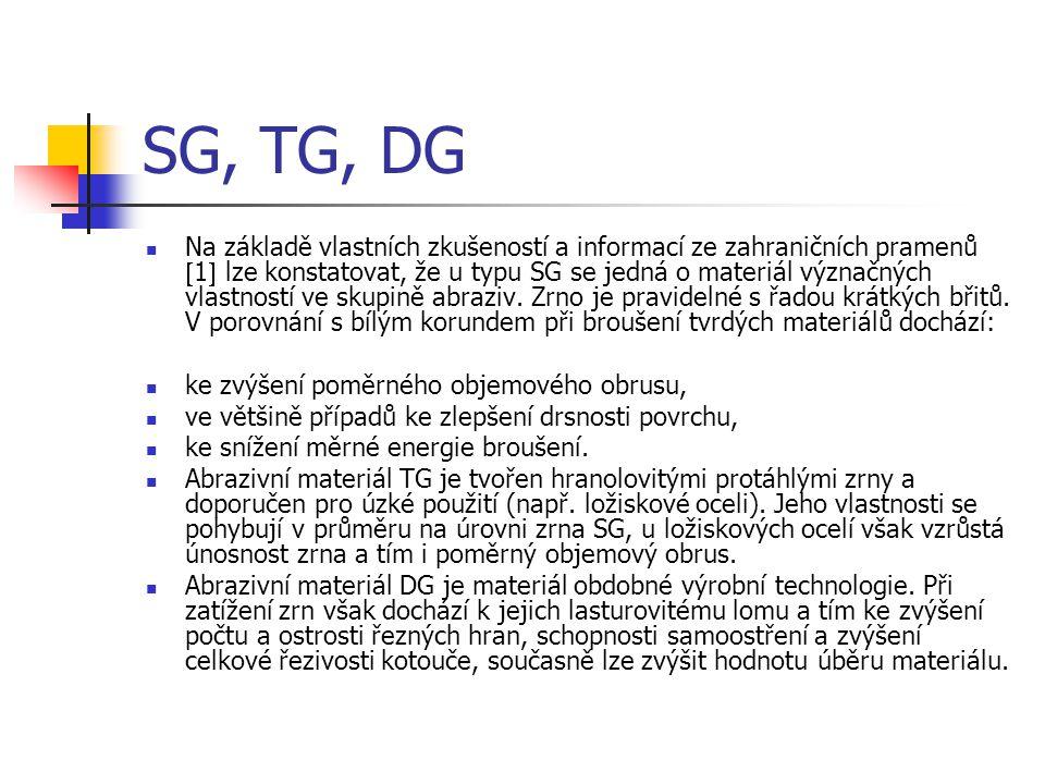 SG, TG, DG
