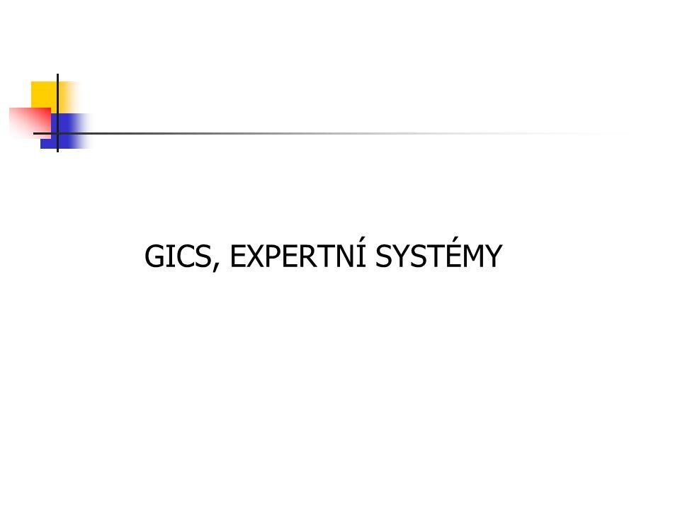 GICS, EXPERTNÍ SYSTÉMY