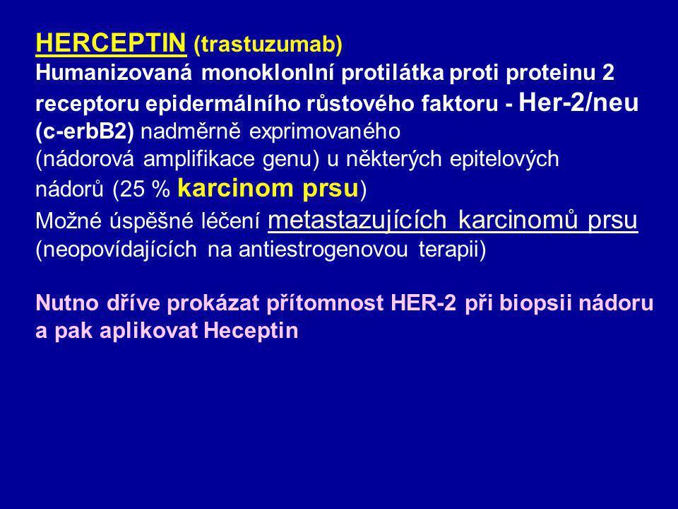 HERCEPTIN (trastuzumab)