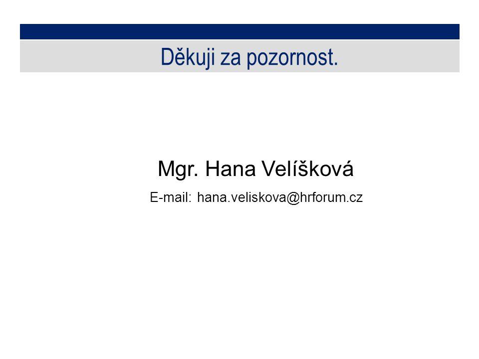E-mail: hana.veliskova@hrforum.cz
