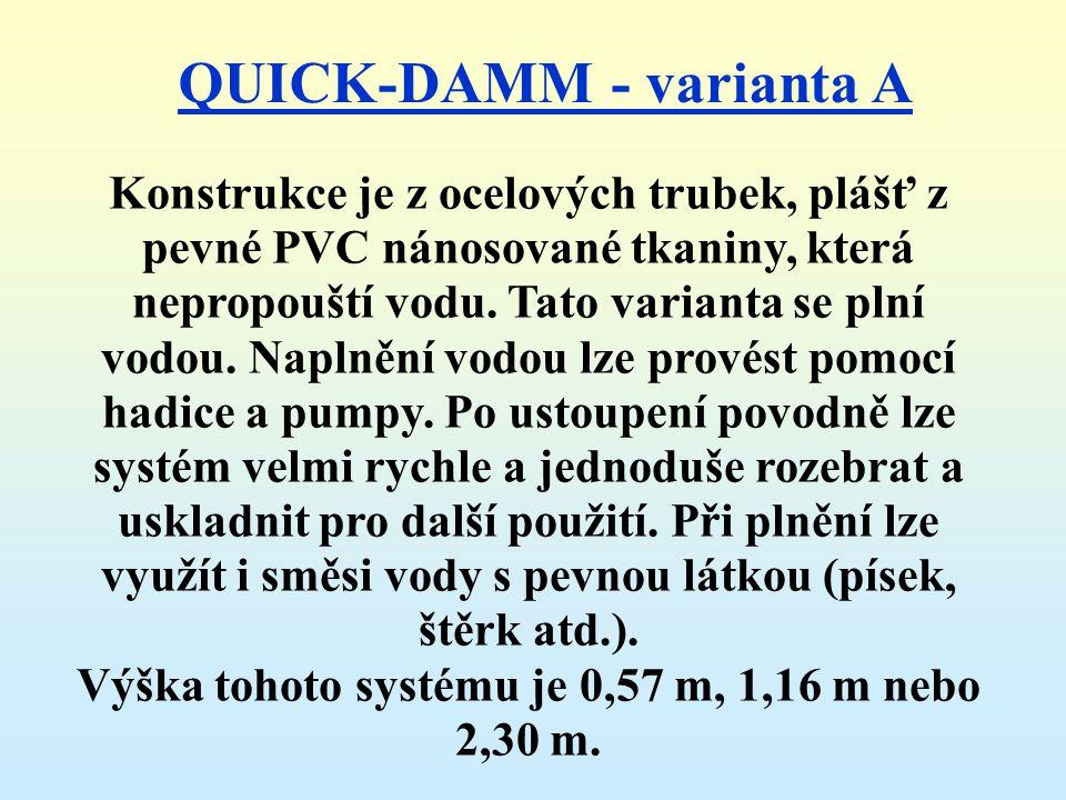 QUICK-DAMM - varianta A