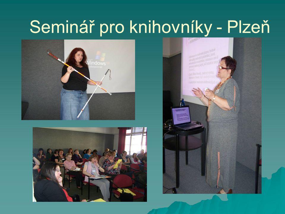 Seminář pro knihovníky - Plzeň