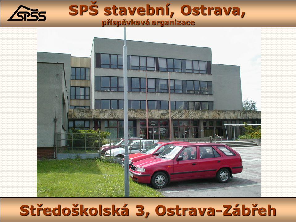 příspěvková organizace Středoškolská 3, Ostrava-Zábřeh