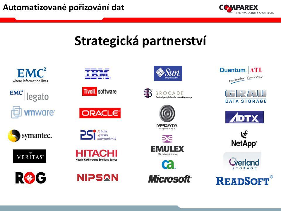 Strategická partnerství