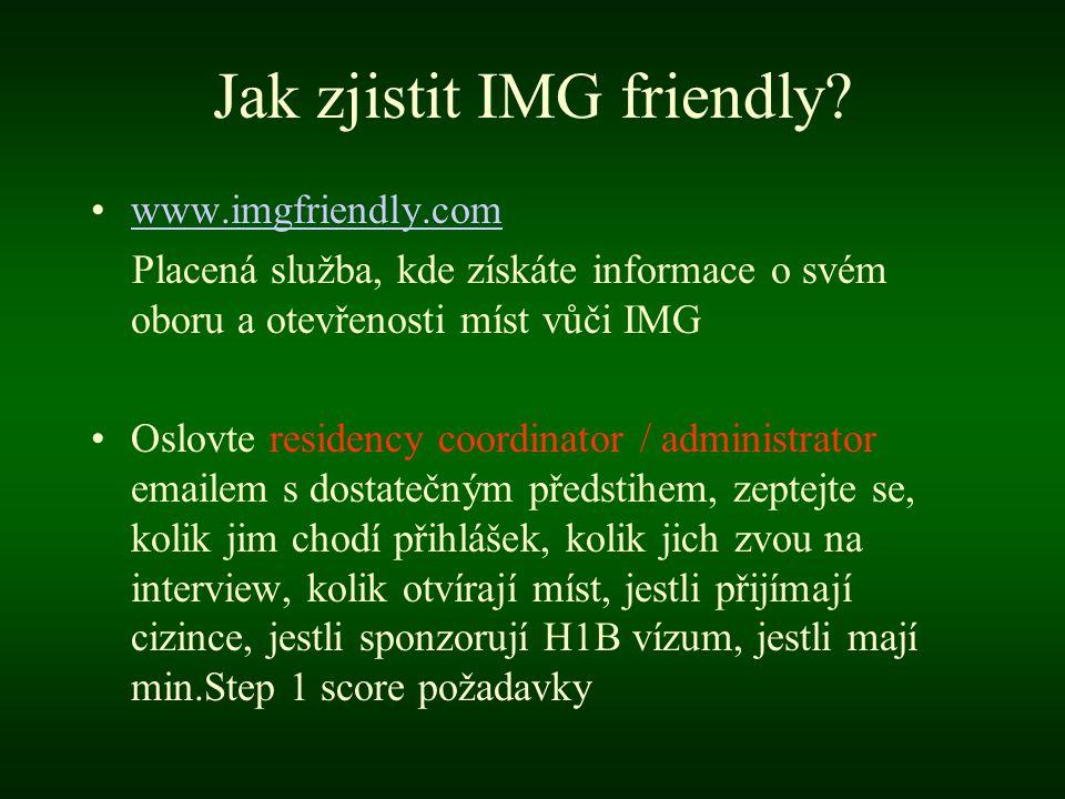 Jak zjistit IMG friendly