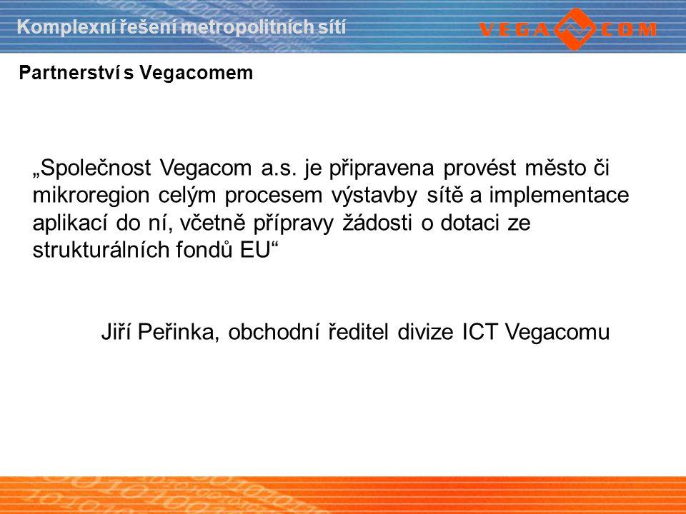 Partnerství s Vegacomem