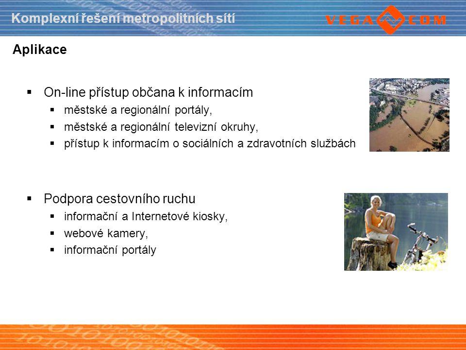 On-line přístup občana k informacím