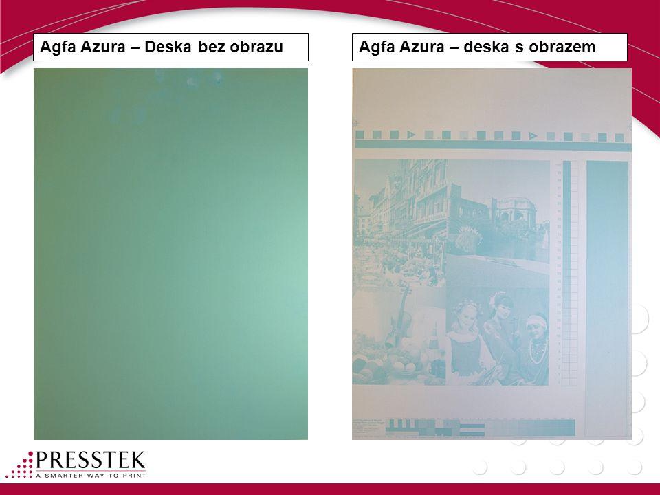Agfa Azura – Deska bez obrazu