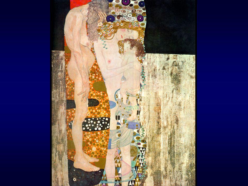 Gustav Klimt: Tři období ženy
