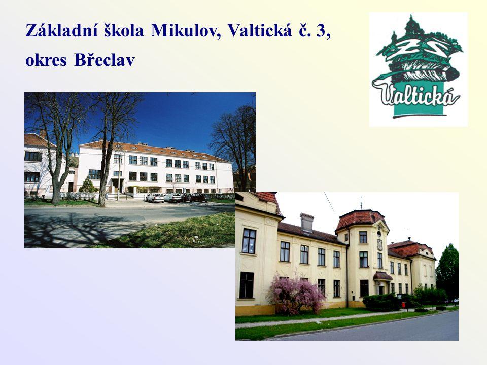 Základní škola Mikulov, Valtická č. 3,