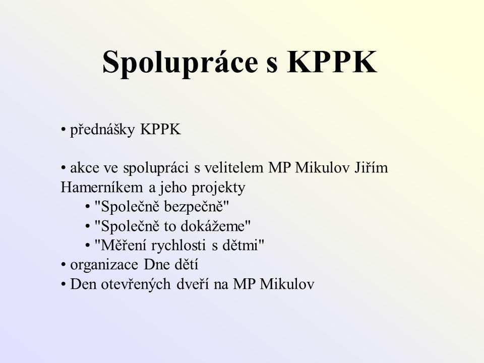 Spolupráce s KPPK přednášky KPPK