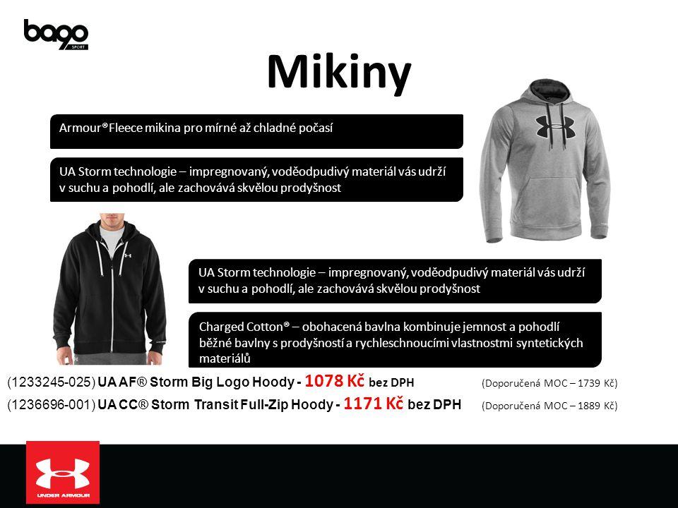 Mikiny Armour®Fleece mikina pro mírné až chladné počasí