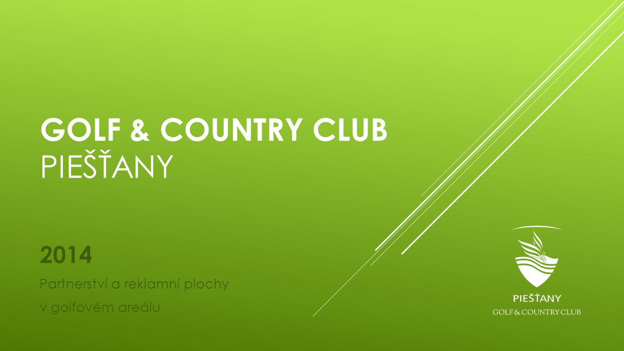 Golf & Country Club Piešťany