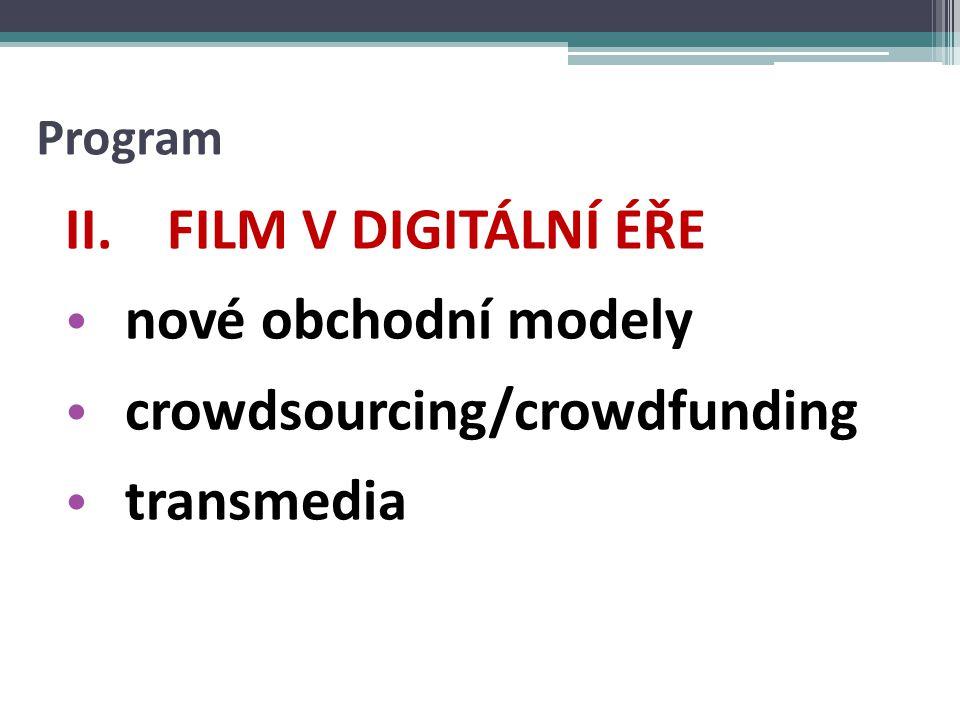crowdsourcing/crowdfunding transmedia