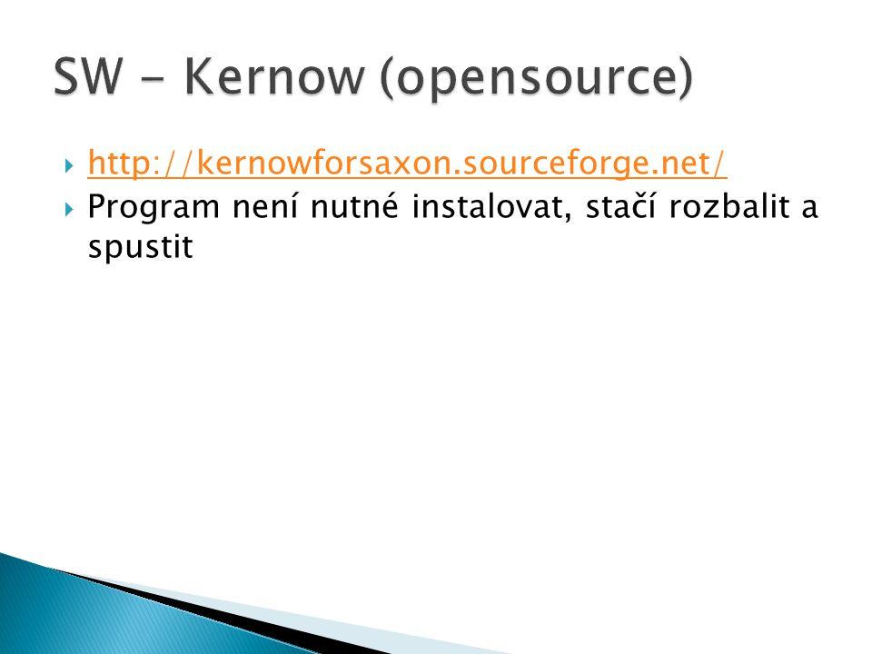 SW - Kernow (opensource)