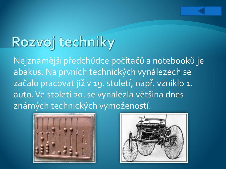 Rozvoj techniky