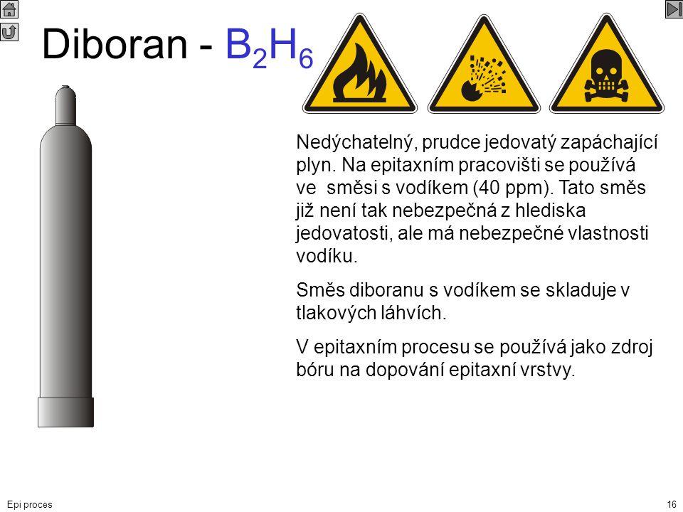 Diboran - B2H6