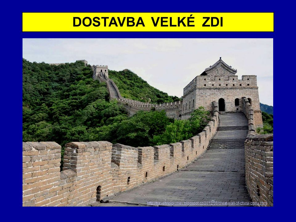 DOSTAVBA VELKÉ ZDI http://traveltripjourney.blogspot.cz/2012/08/great-wall-of-china-china.html
