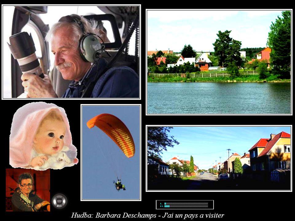 Hudba: Barbara Deschamps - J ai un pays a visiter