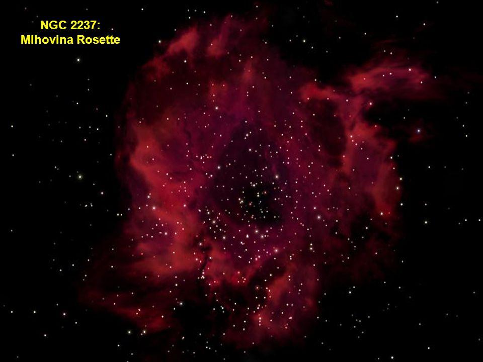 NGC 2237: Mlhovina Rosette