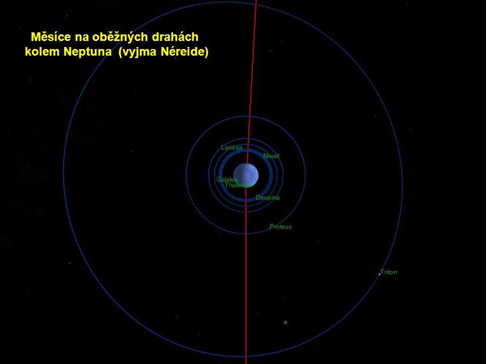Měsíce na oběžných drahách kolem Neptuna (vyjma Néreide)