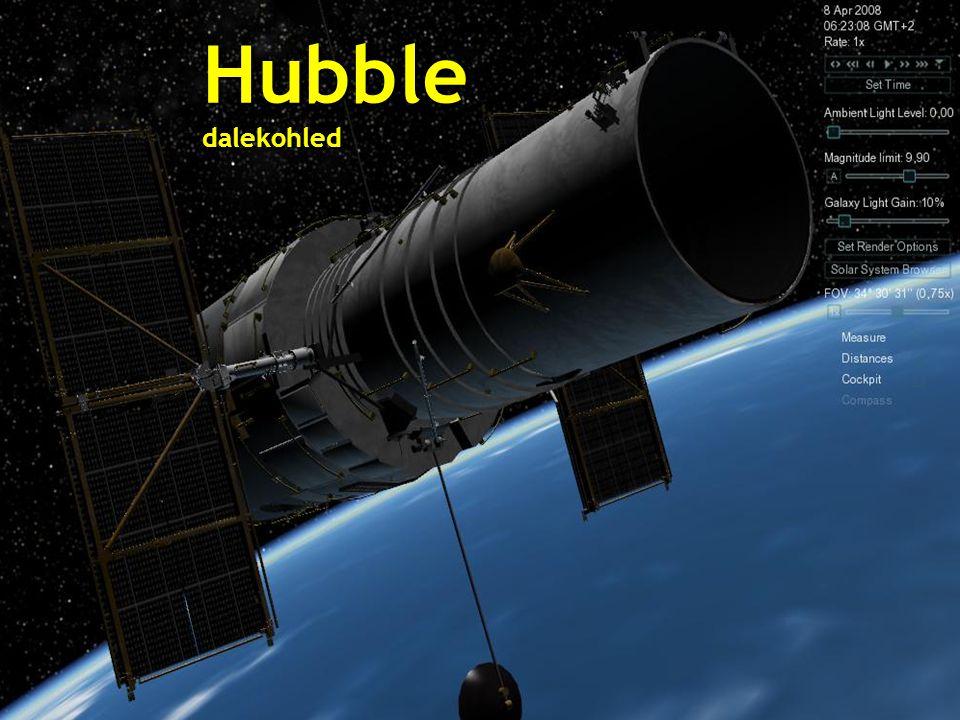 Hubble dalekohled