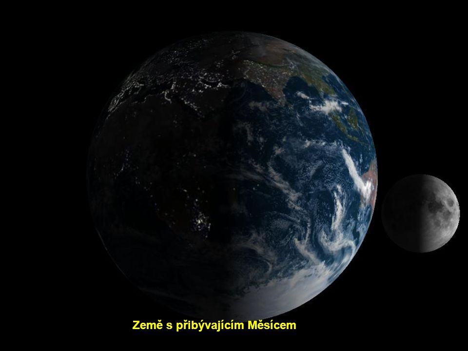 Země s přibývajícím Měsícem