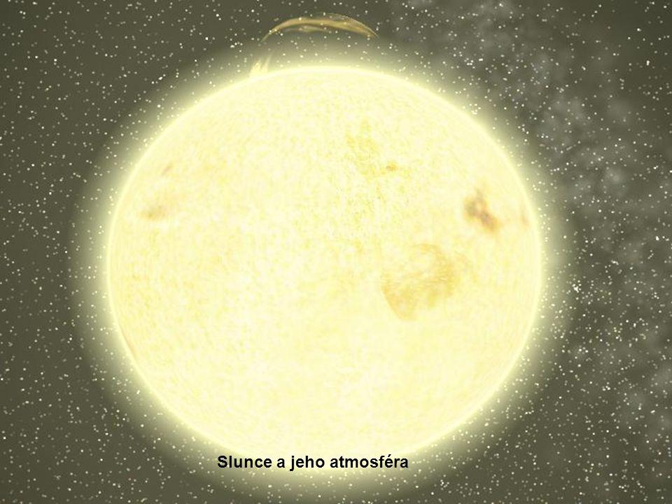 Slunce a jeho atmosféra