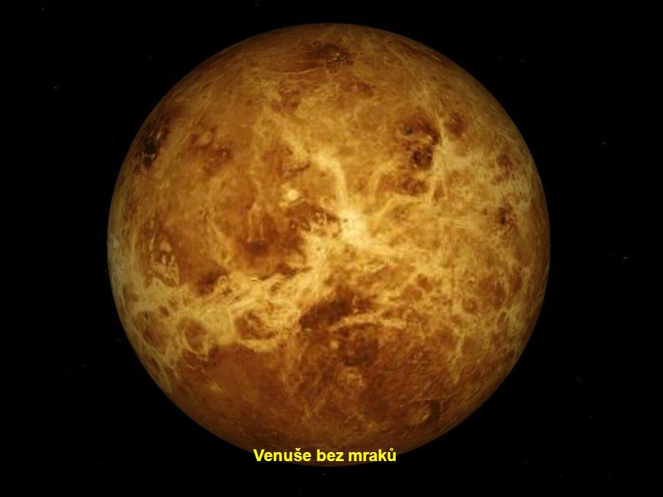Venuše bez mraků