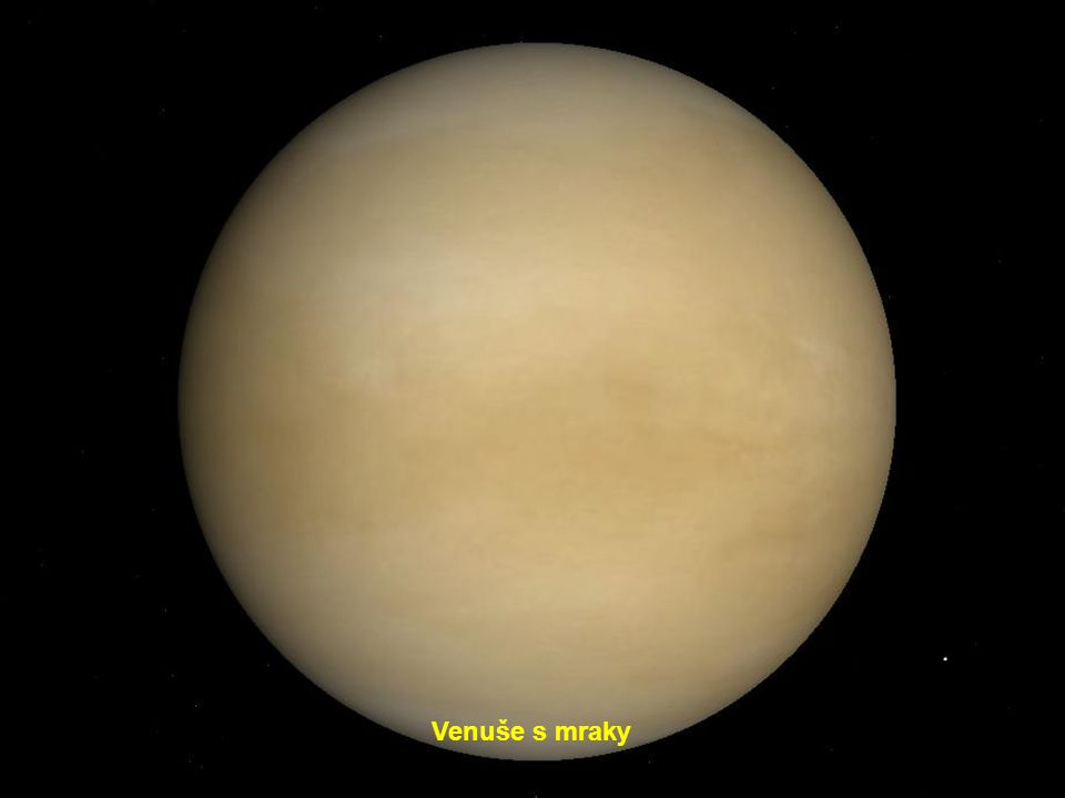 Venuše s mraky