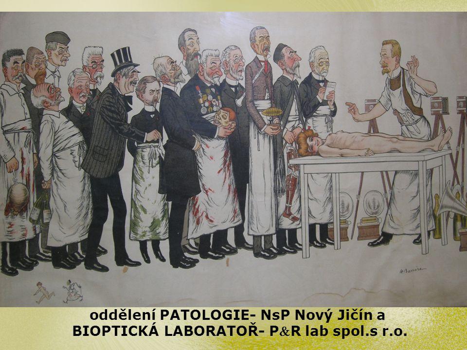oddělení PATOLOGIE- NsP Nový Jičín a