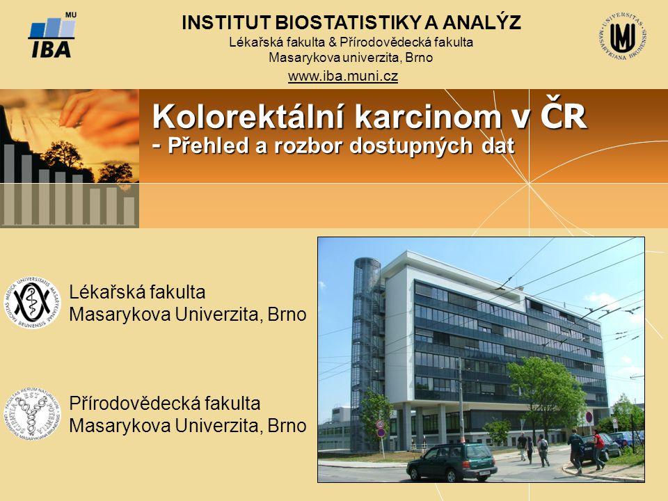 Kolorektální karcinom v ČR