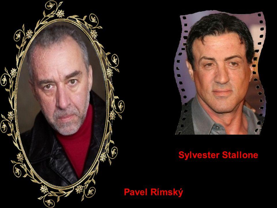 Sylvester Stallone Pavel Rímský