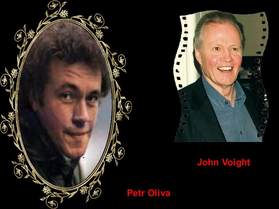 John Voight Petr Oliva