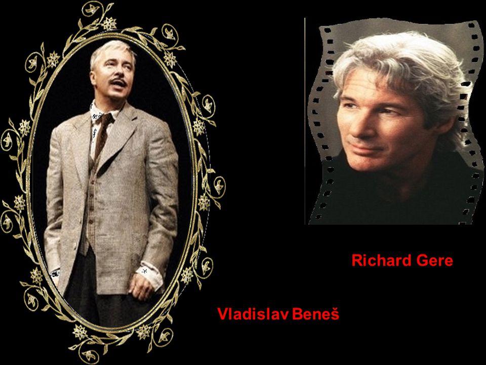 Richard Gere Vladislav Beneš