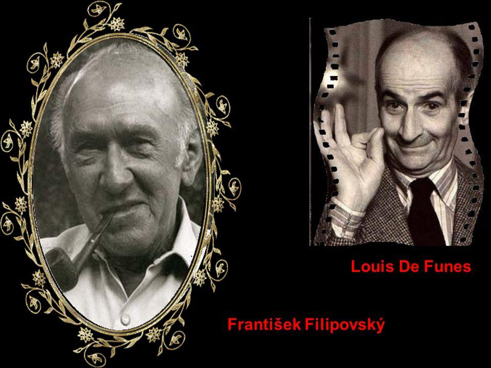 Louis De Funes František Filipovský