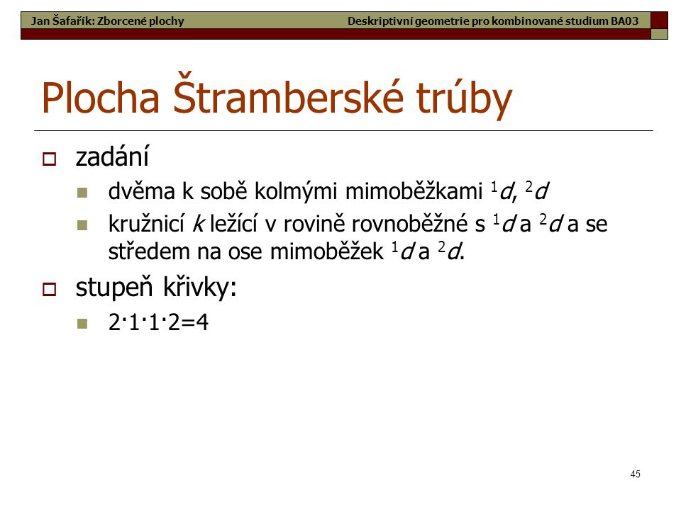 Plocha Štramberské trúby