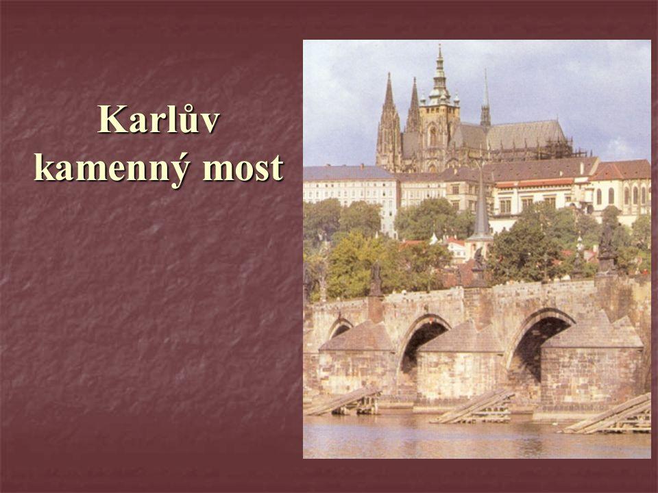 Karlův kamenný most