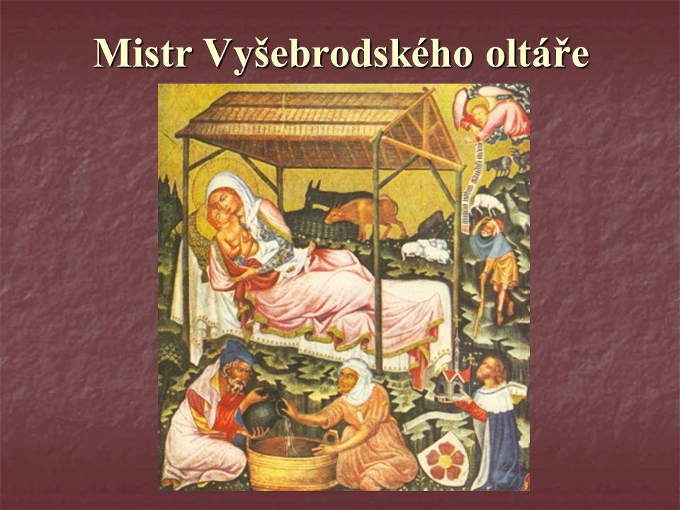 Mistr Vyšebrodského oltáře