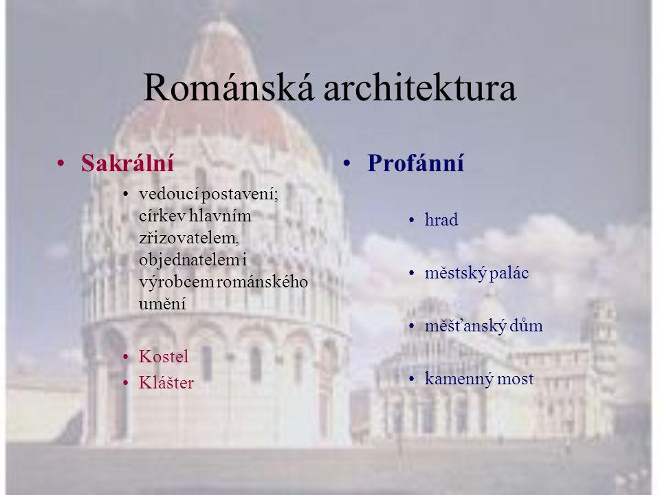 Románská architektura