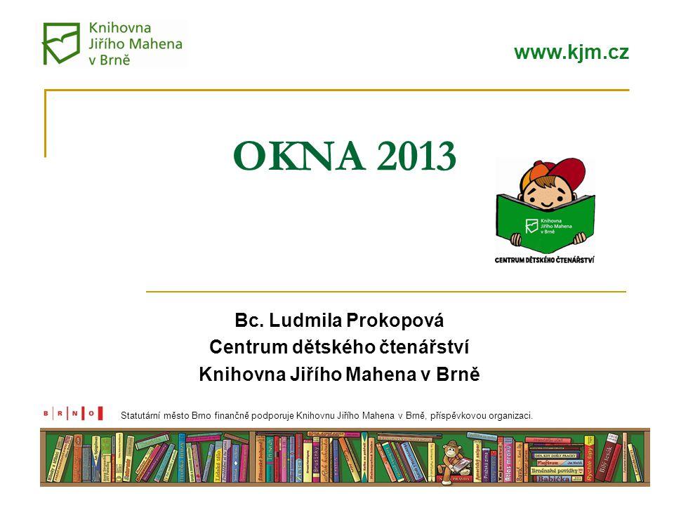 Centrum dětského čtenářství Knihovna Jiřího Mahena v Brně