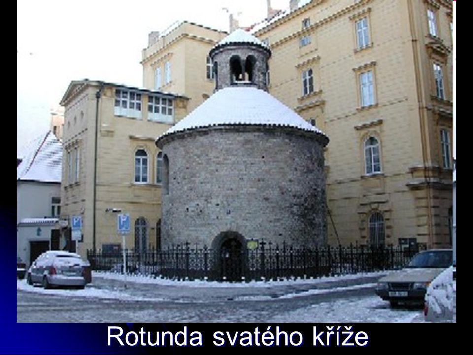 Rotunda svatého kříže