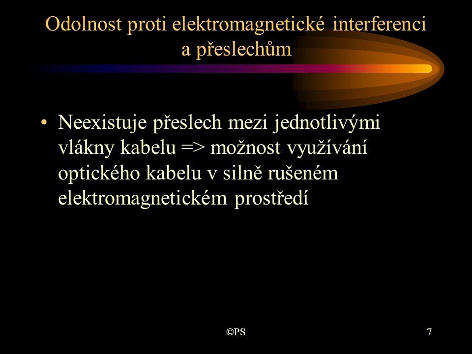 Odolnost proti elektromagnetické interferenci a přeslechům