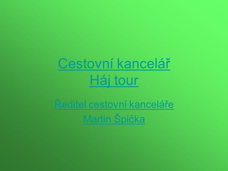 Cestovní kancelář Háj tour