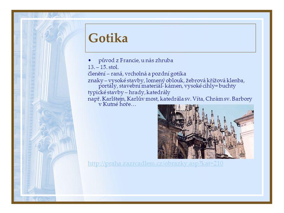 Gotika http://praha.zazrcadlem.cz/obrazky.asp kat=210