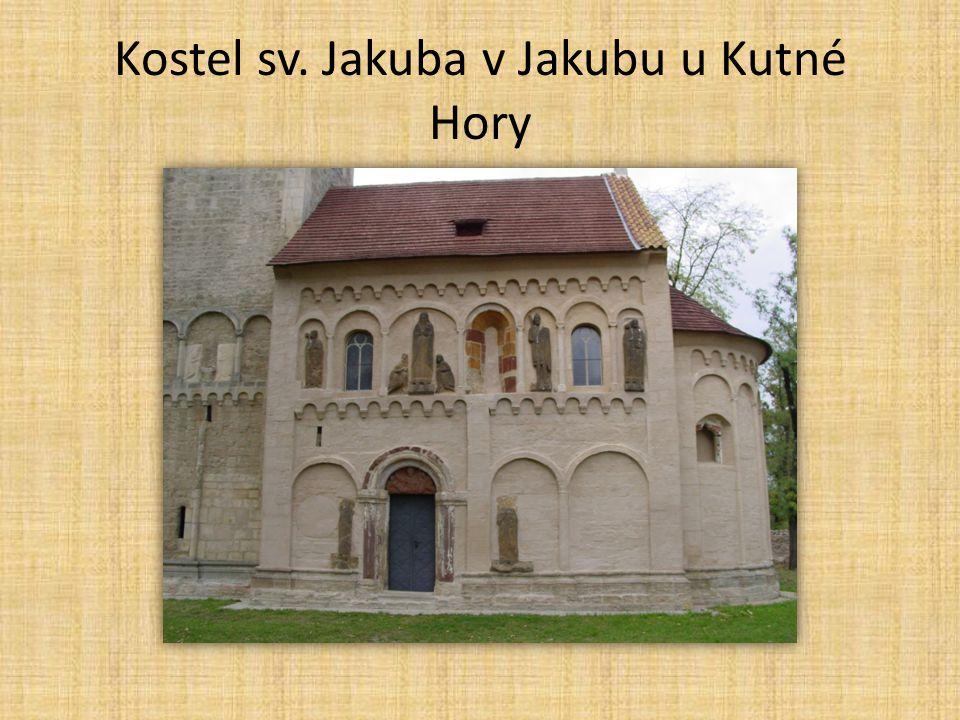 Kostel sv. Jakuba v Jakubu u Kutné Hory
